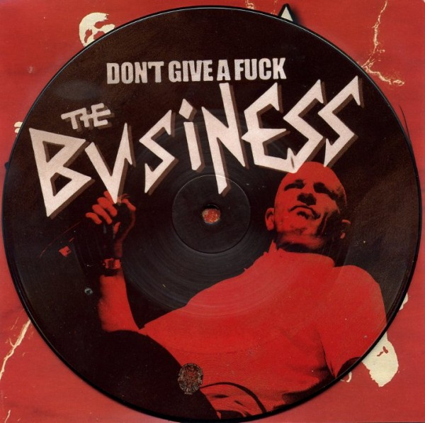 "BUSINESS / CONTROL 7"" Picture Disc"