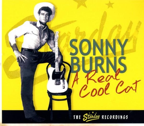 BURNS, SONNY - A Real Cool Cat CD