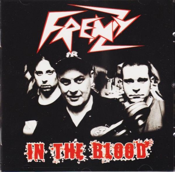 FRENZY - In The Blood CD