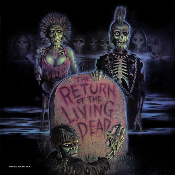 V.A. - Return Of The Living Dead LP