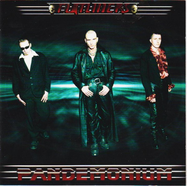 FLATLINERS, THEE-Pandemonium CD