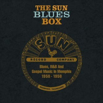 V.A. - Sun Blues Box 1950-1958 10-CD + book!