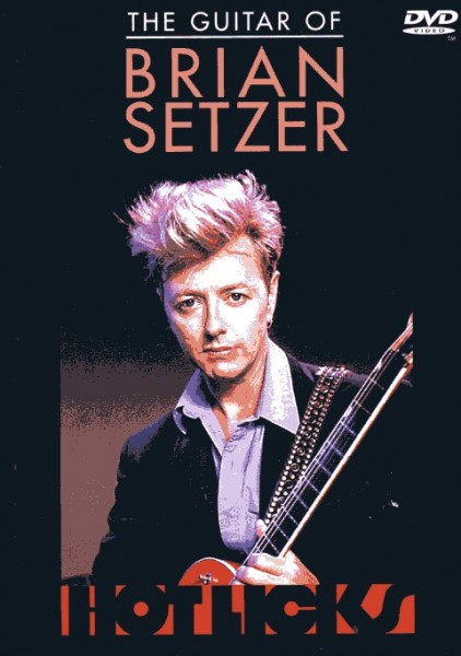 SETZER, BRIAN - The Guitar Of Brian Setzer DVD
