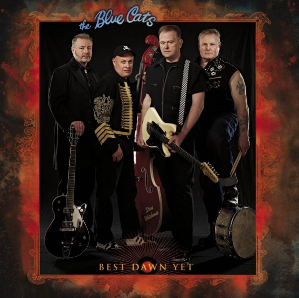 BLUE CATS - Best Dawn Yet CD