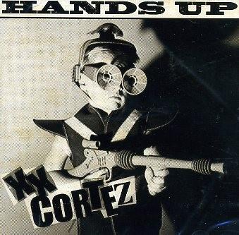 XX CORTEZ - Hands Up CD