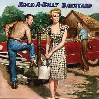 V.A. - Rock-a-billy Barnyard CD