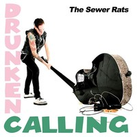 SEWER RATS - Drunken Calling LP