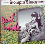 STOMPIN` SHOES - Devil Inside 10 Inch LP