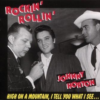 HORTON, JOHNNY - Rockin` Rollin` CD