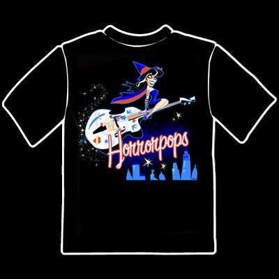 HORRORPOPS-Witch T-Shirt M