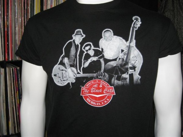 AL & THE BLACKCATS T-Shirt