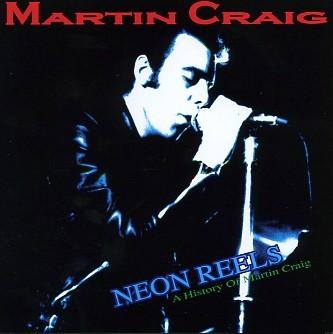 CRAIG, MARTIN-NEON REELS CD