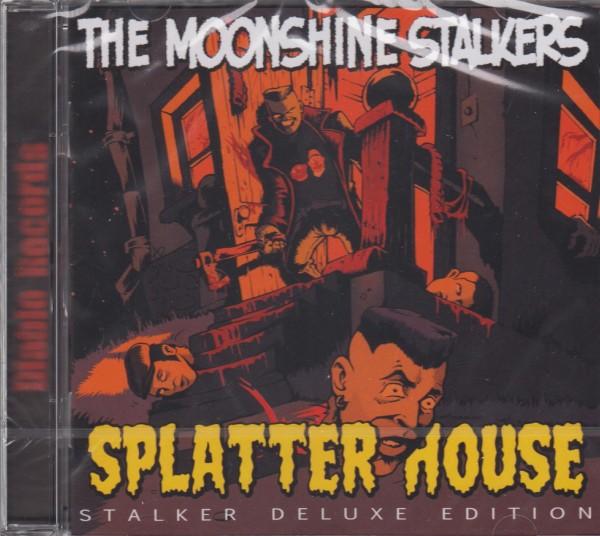 MOONSHINE STALKERS - Splatter House CD