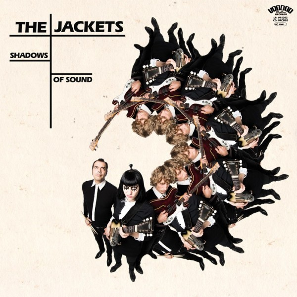 JACKETS - Shadows Of Sound LP + CD