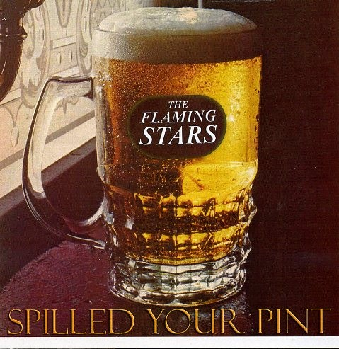 FLAMING STARS - Spilled Your Pint 7""