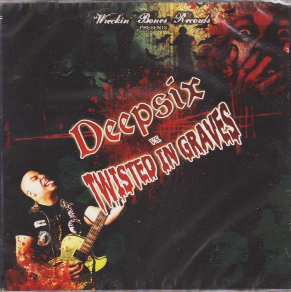 V.A.-Deepsix Vs.Twisted In Graves CD