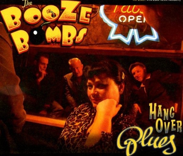 BOOZE BOMBS - Hangover Blues CD