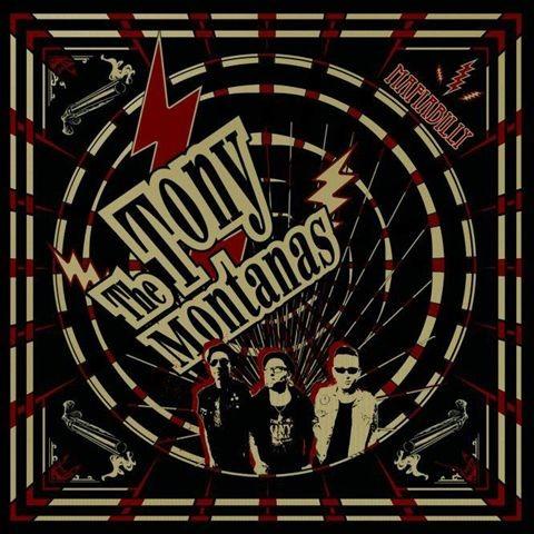 TONY MONTANAS - Mafiabilly CD