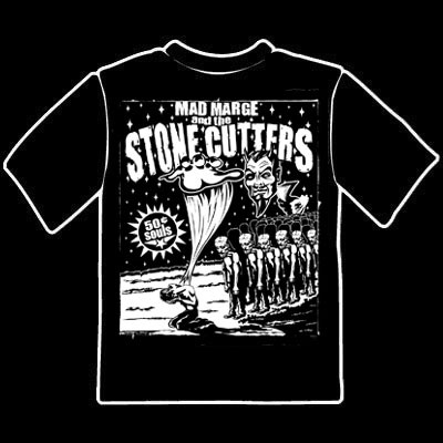 MAD MARGE & THE STONECUTTERS T-Shirt S