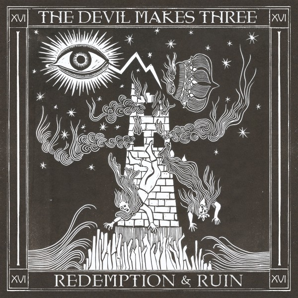 DEVIL MAKES THREE - Redemption And Ruin LP