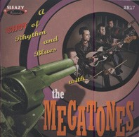 "MEGATONES - A Shot Of Rhythm And Blues 7""EP"