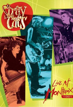 STRAY CATS - Live At Montreux 1981 DVD