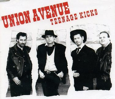 UNION AVENUE-Teenage Kicks MCD