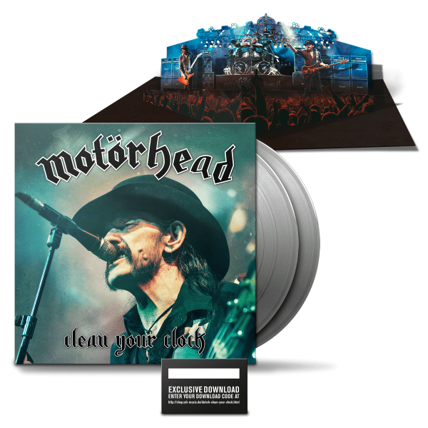 MOTÖRHEAD - Clean Your Clock 2LP