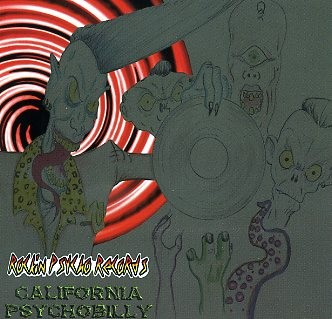 V.A.- California Psychobilly CD
