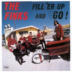 FINKS-Fill`er Up And Go CD