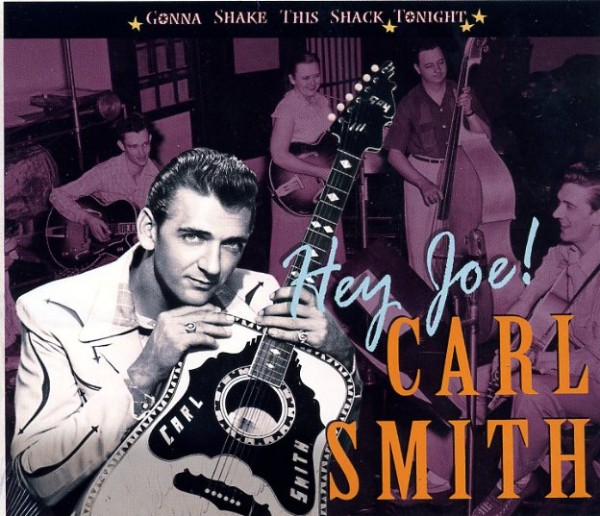 SMITH, CARL - Hey Joe! CD