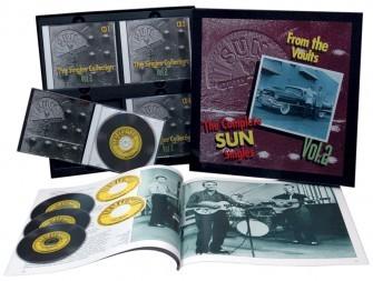 V.A. - The Sun Singles Vol.2 (4 x CD + Book each Box)