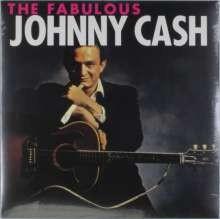 CASH, JOHNNY - The Fabulous Johnny Cash LP