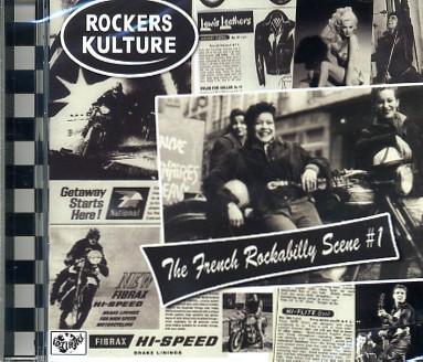 V.A. - Rockers Kulture Vol.1 CD