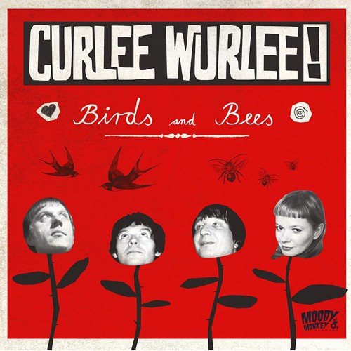 CURLEE WURLEE - Birds And Bees LP