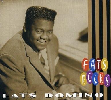 DOMINO, FATS - Fats Rocks CD