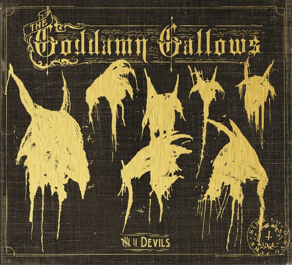 GODDAMN GALLOWS - 7 Devils CD
