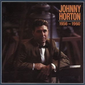 HORTON, JOHNNY - 1956-1960 4-CD-Box + 124-Page Book