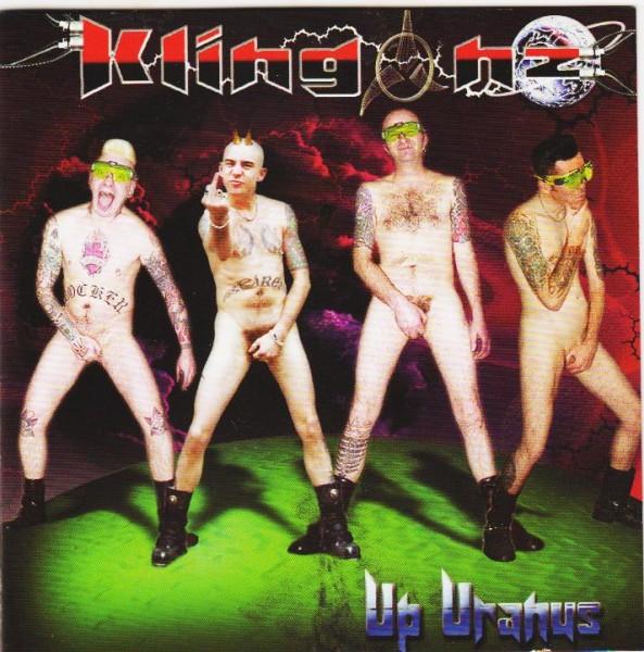 KLINGONZ - Up Uranus CD