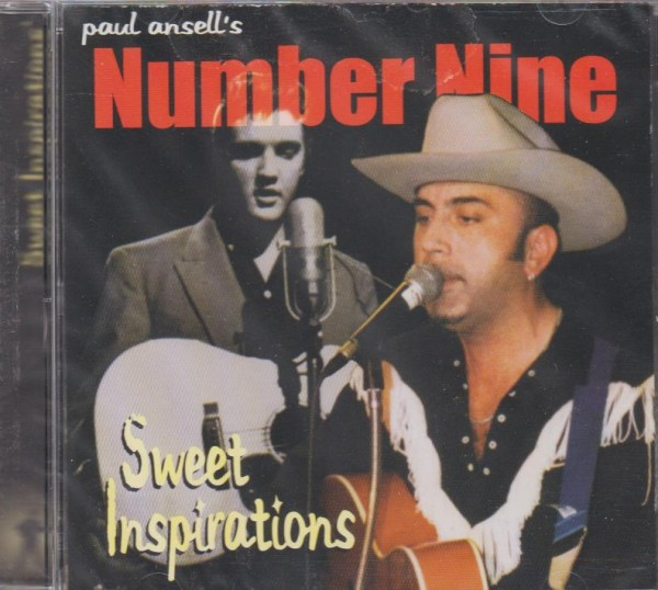 NUMBER NINE - Sweet Inspirations CD