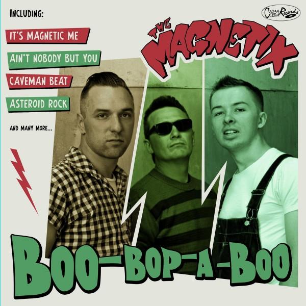 MAGNETIX - Boo-Bop-A-Boo CD