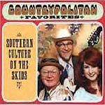 SOUTHERN CULTURE ON THE SKIDS - Countrypolitan Favorites CD