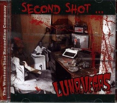 LUNA VEGAS - Second Shot CD