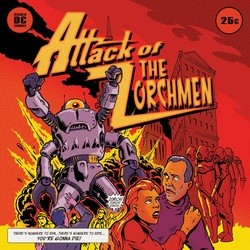 V.A. - Attack Of The Zorchmen CD