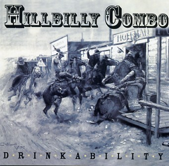HILLBILLY COMBO - Drinkability CD