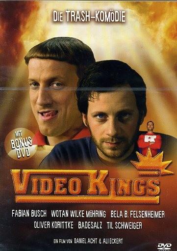 VIDEO KINGS 2 x DVD