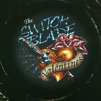 SWITCHBLADE VALENTINES - Same CD