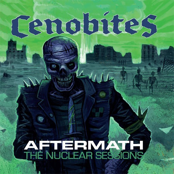 CENOBITES - Aftermath (The Nuclear Sessions) LP green