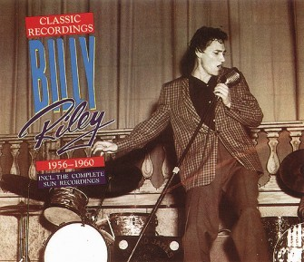RILEY, BILLY LEE - Classic Recordings 1956-1960 (2-CD)