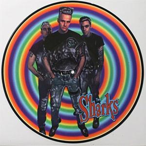 SHARKS - Ruff Stuff Picture Disc LP